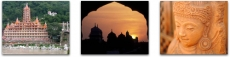 Rishikesh India Nov. 15-25, 2013 TAJ MAHAL DELUXE PACKAGE