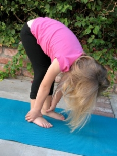 Yoga for Trick-or-Treaters!