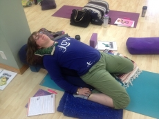 Restorative Pose Of The Month - Virasana (Hero's Pose)