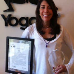 YogaFit Wins