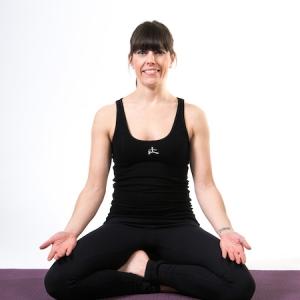 YogaFit Egg Pose Of The Month - June 2014