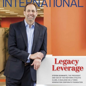 YogaLean featured in Club Business International