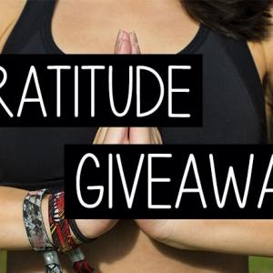 BeYogi's Gratitude Giveaway