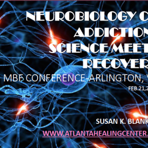 Dr. Susan Blank shapes our Addiction Program