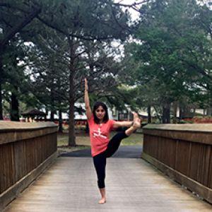 Dania's YogaFit Story #IAMYOGAFIT