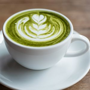 YogaLean Recipe: Matcha Green Tea Latte
