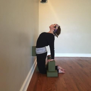 Teacher's Notebook - Backbends: How to Prop