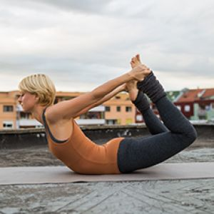 POSE OF THE MONTH: Bow Pose