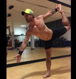 I am YogaFit: Joel Geleynse