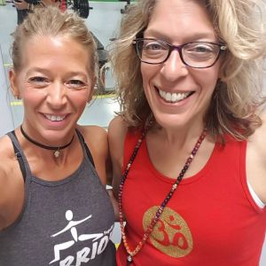 Lifelong friendships are born at YogaFit!