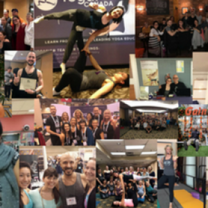 Team YogaFit Canada Reflects on 2017