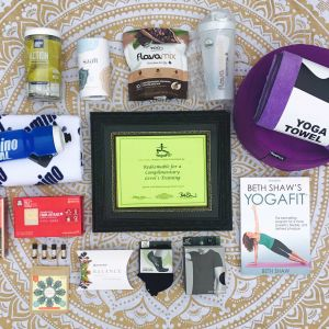 YogaFit and Friends - Spring Giveaway!