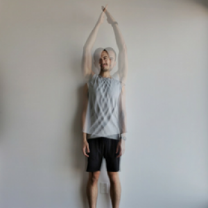 Flexion latérale : Ardha Kati Chakrasana
