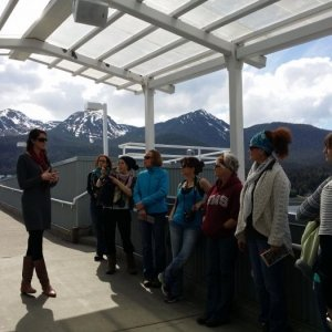 Alaska Intensive at the Shrine of St. Therese in Juneau, May 2014.