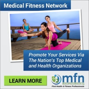 YogaFit Partners up with Medical Fitness Network!