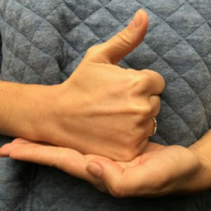 YogaFit Resource: Agni Mudra - Fire Gesture
