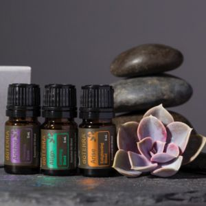 DoTERRA Yoga Essential Oil Collection