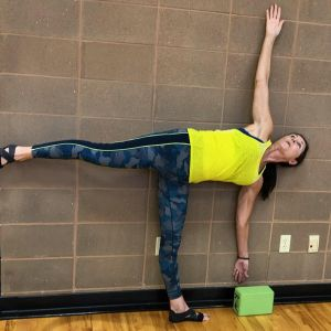 From Lyme Disease to YogaFit Instructor