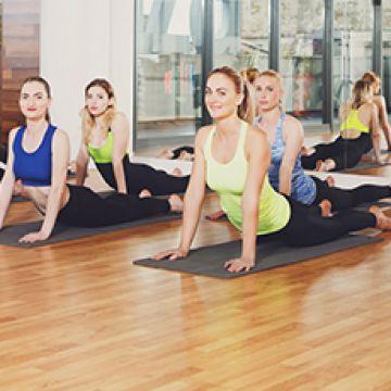 Host A YogaFit Training!