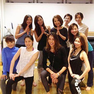 YogaFit Goes to Japan