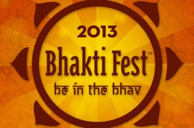 Bhakti Fest West 2013