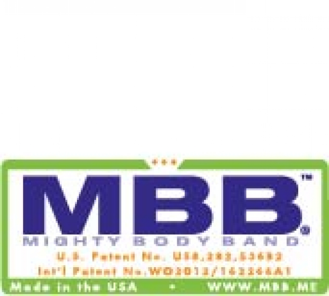 Mighty Body Band - Exclusively at YogaFit Studio