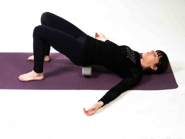YogaFit Egg Pose Of The Month - May 2014