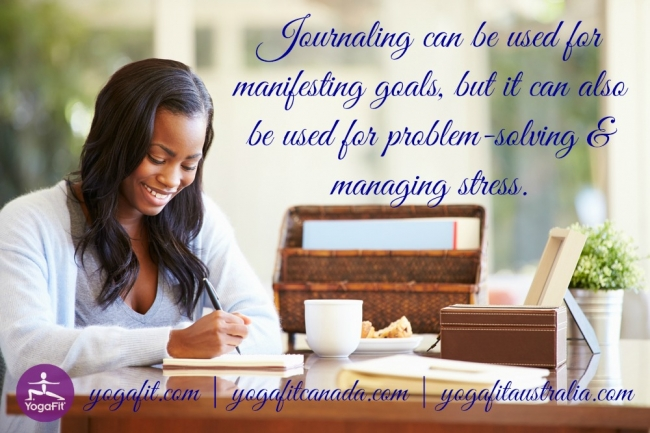 Setting Intention - The Importance of Journaling