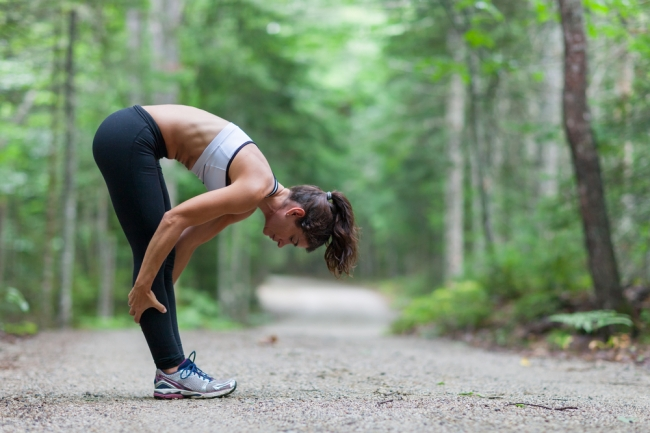 8 Yoga Poses for Runners