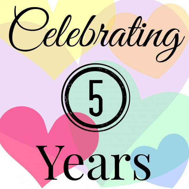 Happy 5 Years, YogaFit Canada!