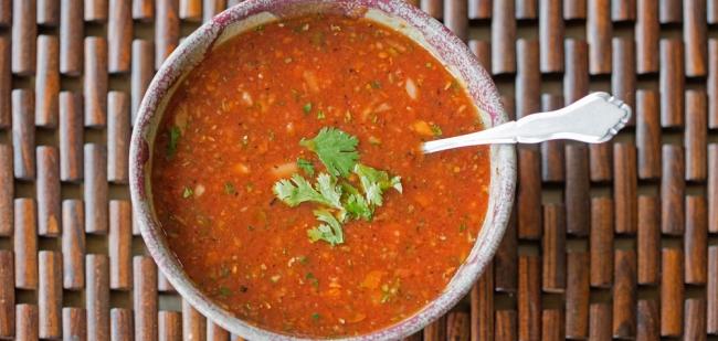 YogaLean Recipe: Beth's Immunity Soup