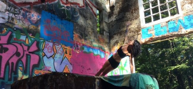 I am YogaFit: Amanda Morrow