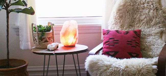 Curious about Salt Lamps?