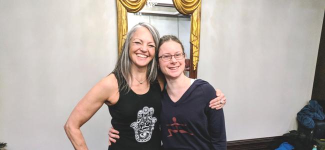 Je suis YogaFit : Mélissa Tremblay