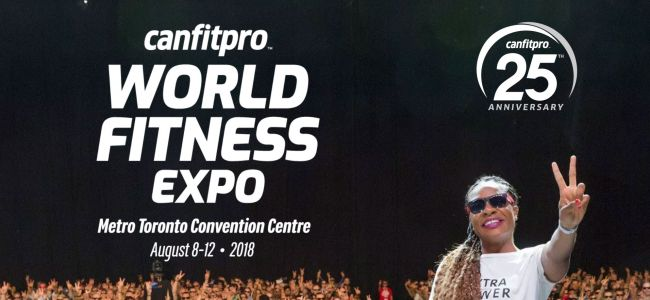 World Fitness Expo GIVEAWAY!