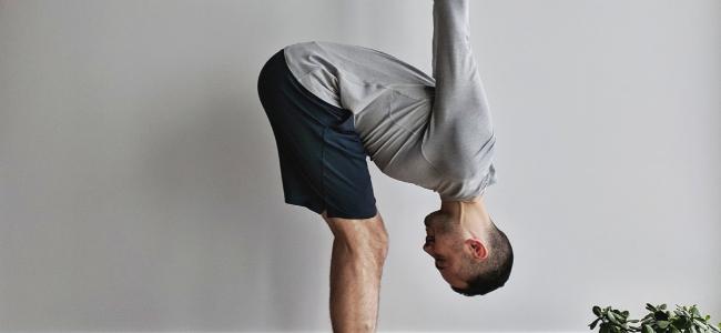 Expansion de la poitrine avec flexion
