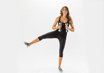 Beth Shaw, YogaFit