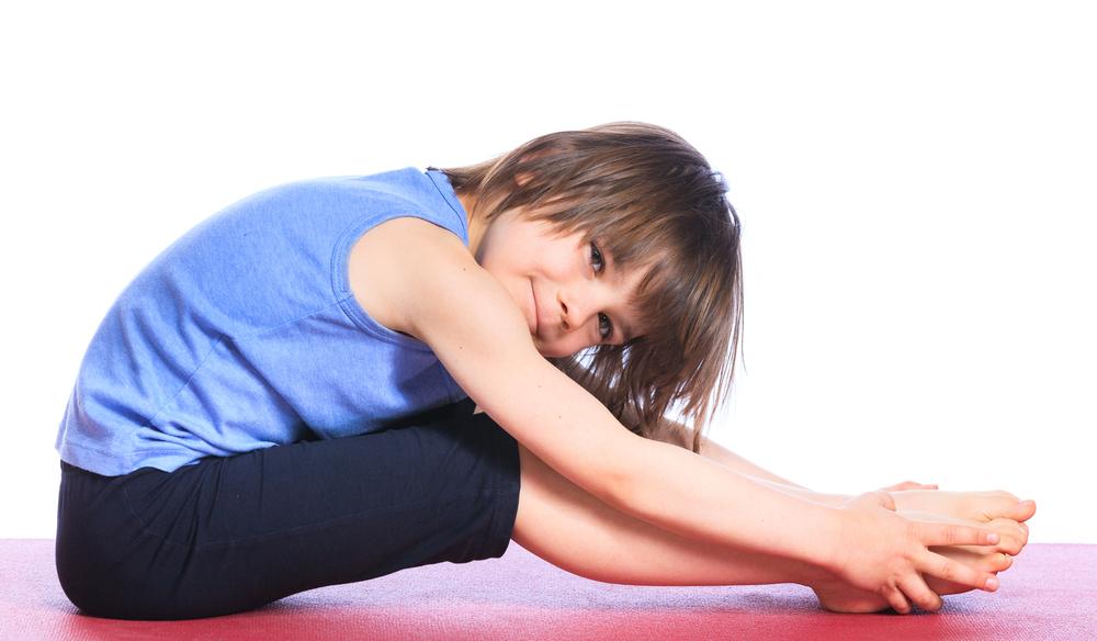 YogaFit for Warrior Kids (Childhood Trauma)
