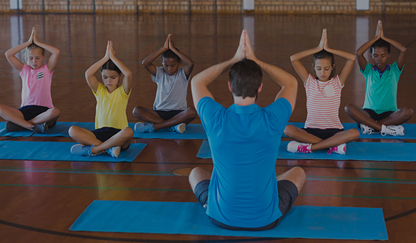AUSTRALIA YogaFit Kids