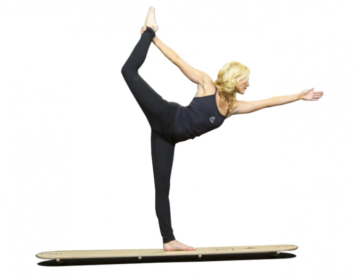 Indo YogaFit Balance Board Training